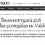 Grupo IBOSA entregará este año 206 Viviendas Protegidas en Valdebebas y 55 en El Ensanche de Vallecas.
