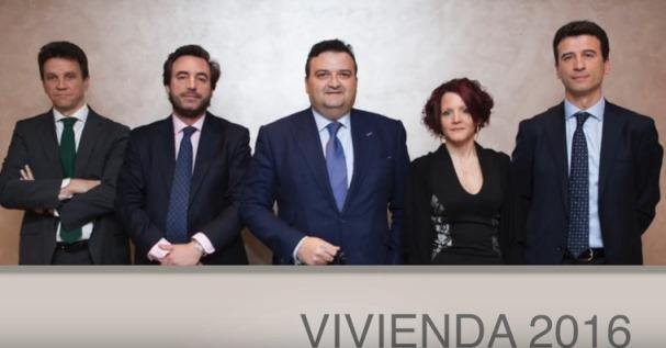 JORNADAS SUELO CESINE FEBRERO 2016 XVIII Encuentro del sector de la vivienda en España Nuevos horizontes en un nuevo contexto económico