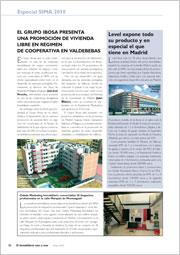El Grupo Ibosa presenta una promoción de Vivienda Libre en régimen de cooperativa en Valdebebas