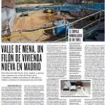"""Valle de Mena- """"Un filón de vivienda nueva en Madrid"""""""