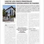 Grupo Ibosa se posiciona como uno de los cinco principales operadores inmobiliarios de Madrid